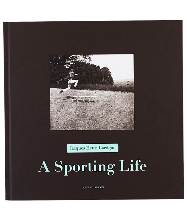"**** _A Sporting Life: Photographs_ by Jacques Henri Lartigue (Actes Sud, $100, hbk) from [Hermès](http://australia.hermes.com/ ""Hermes"")."