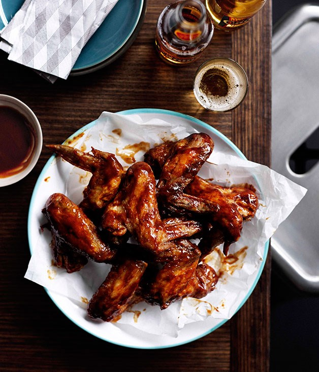 "[**Easy-peasy Chinese chicken wings**](https://www.gourmettraveller.com.au/recipes/chefs-recipes/easy-peasy-chinese-chicken-wings-7777|target=""_blank"")"