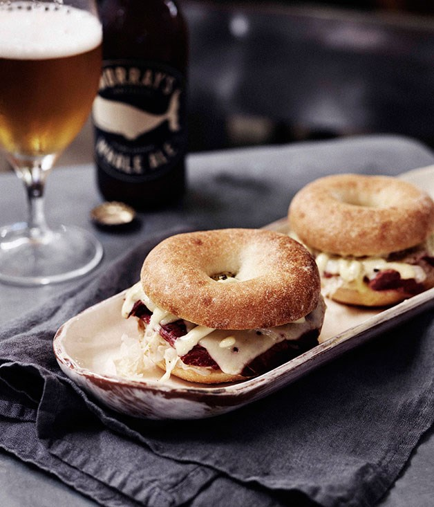 """[**Bialys**](https://www.gourmettraveller.com.au/recipes/browse-all/bialys-11653