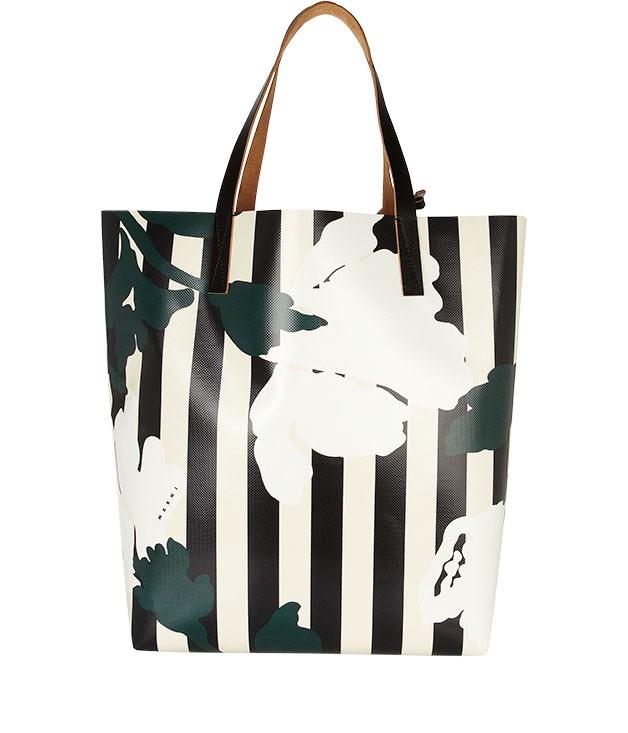 """**** Marni bag, $296, from [Net-a-Porter](http://www.net-a-porter.com """"Net-a-Porter"""")."""
