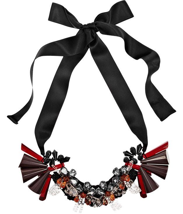 "**** Marni necklace, $544, from [Net-a-Porter](http://www.net-a-porter.com ""Net-a-Porter"")."