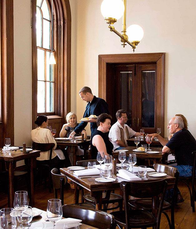 **REGIONAL RESTAURANT OF THE YEAR** **Provenance, Beechworth, Vic**   There's a great sense of balance at Provenance. Owner-chef Michael Ryan's thoughtful, expert cooking successfully rakes in influences from Japan, the Mediterranean and France, of course, but it's more about the experience of eating in the grand old bank building as a whole. A superb, beautifully focused wine list, efficient service and attention to detail in everything from glassware to napkins all come together to create one of Australia's true regional dining gems.