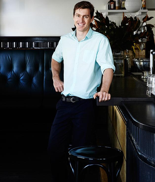 **Sommelier of the Year** **Campbell Burton, Moon Under Water, Melbourne, Vic**   Burton's friendly, unflappable presence was a good fit with the often-frenetic City Wine Shop, but since taking on the sommelier role at Andrew McConnell's pub, the Builders Arms, he's proved that he's as good at constructing interesting, trend-conscious wine lists as he is at talking about wine without the wank. A fan of the orange, the boutique and the decently priced, he's as adept at pleasing the buffs as those who just want a house white in the bar.