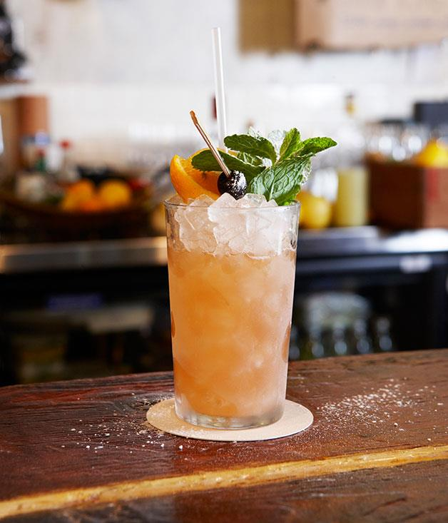 **Bar of the Year** **Bulletin Place, Sydney, NSW**   With the bartending equivalent of the Harlem Globetrotters (replete with whistling) behind the stick, there was a danger that Bulletin Place might've ended up one of those self-serious moustache-waistcoat bars where they're more interested in telling you about their house-made bitters than hearing what you want to drink. Fortunately, the reality is quite the opposite: Adi Ruiz, Tim Philips and Robb Sloan are so good at their jobs that they can turn out laser-crisp drinks and still have a laugh while they're doing it.