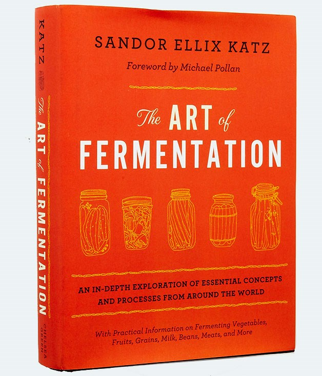 "**THE ART OF FERMENTATION** Whether dad loves to experiment in the kitchen or just really digs his kimchi, Sandor Ellix Katz's The Art of Fermentation will prove engrossing reading. We're guessing he'll flick straight to the beer chapter. Either that or the body disposal section. _$43.52, [bookdepository.com](http://www.bookdepository.com ""The Book Depository"")_"