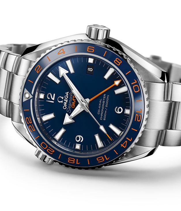 "**OMEGA SEAMASTER PLANET OCEAN 600M GOOD PLANET WATCH** A gift with heart: a portion of the proceeds from every Seamaster Planet Ocean Good Planet watch is donated to the Good Planet Foundation (goodplanet.org), which preserves the mangroves and sea-grasses of south-east Asia. _$9575, [omegawatches.com](http://www.omegawatches.com ""Omega "")_"