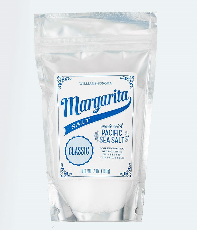 "**WILLIAMS-SONOMA MARGARITA SALT** A fun addition to any home bar, this Margarita salt made with pure Pacific sea salt is sure to raise dad's cocktail-making cred a couple of notches. Bring on the tequila. _$8.95, [williams-sonoma.com.au](http://www.williams-sonoma.com.au ""Williams-Sonoma"")_"