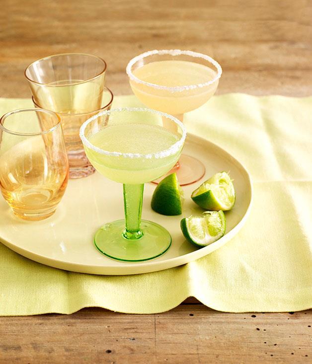 "[**Margaritas**](https://www.gourmettraveller.com.au/recipes/browse-all/margaritas-10227|target=""_blank"")"