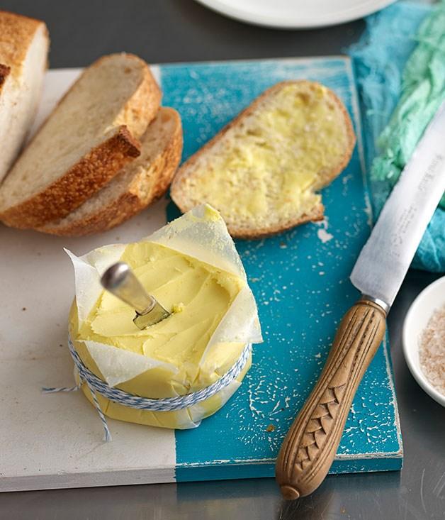 **Cultured butter**