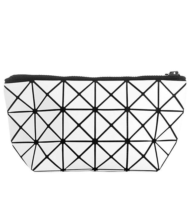 "**** Bao Bao Issey Miyake ""Bilbao Lucent"" bag, $155, from [Matches Fashion](http://matchesfashion.com ""Matches Fashion"")."