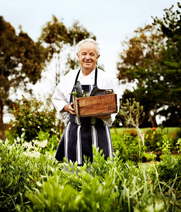 **Outstanding Contribution to Hospitality** **George Biron, chef**   For many chefs, the grow-your-own mantra is mostly marketing hot air, but for George Biron it's something he's lived for decades. At his farm, Sunnybrae (which he sold this year to chef Dan Hunter), an hour's drive west of Melbourne, he's been enormously influential in pioneering the paddock-to-plate philosophy, both in his acclaimed restaurant and in the cooking school that's seen thousands of students over the years sally forth into the surrounding paddocks and orchards to pick and forage before returning to the kitchen to cook the bounty.      Photography Sharyn Cairns