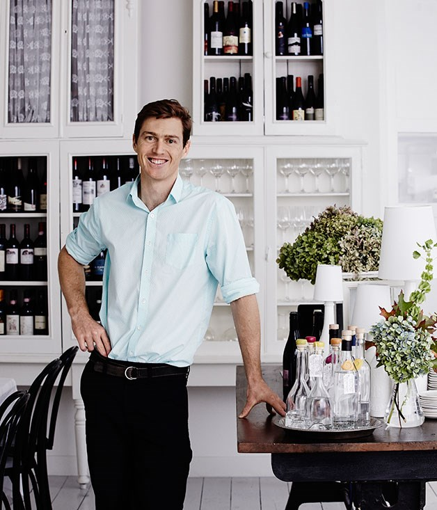 **Sommelier of the Year** **Campbell Burton, Moon Under Water, Melbourne**   If communicating with ease and enthusiasm is the sign of a good sommelier, there's little wonder Campbell Burton's been given the nod for this year's award. His ability to talk interestingly about wine and to put people at ease about stepping out of their comfort zone without feeling railroaded or condescended to has earned him a whole bunch of respect and a legion of fans. He's also deft at assembling an impressive, compact list or, in the case of the Builders Arms with its bar, bistro and restaurant, lists that are able to impress the buffs while still not making those popping in for an unfussy glass over a steak sandwich or a fish pie feel uncomfortable.       Photography James Geer