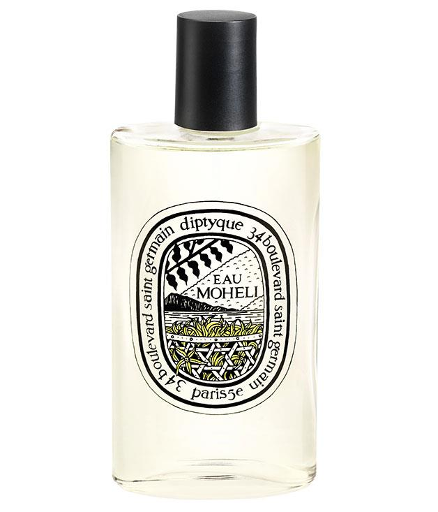 """**** Ever wondered where ylang-ylang comes from? Diptyque sources the flower in Mohéli, the smallest island of the Comoros in the Indian Ocean. Ylang-ylang is the dominant note in Eau Moheli, the latest in [Diptyque's Floral Water Collection](http://meccacosmetica.com.au/ """"Mecca Cosmetica""""), $134."""