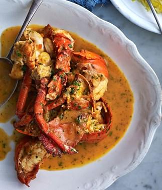 Lobster à l'Américaine