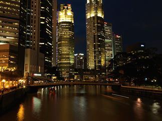 Singapore swings