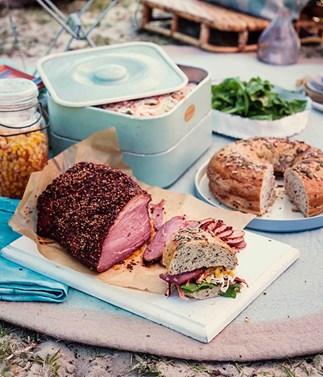 Spring picnic recipes