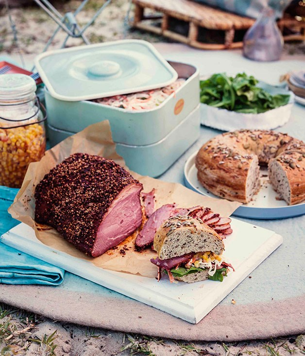 Spring picnic recipes