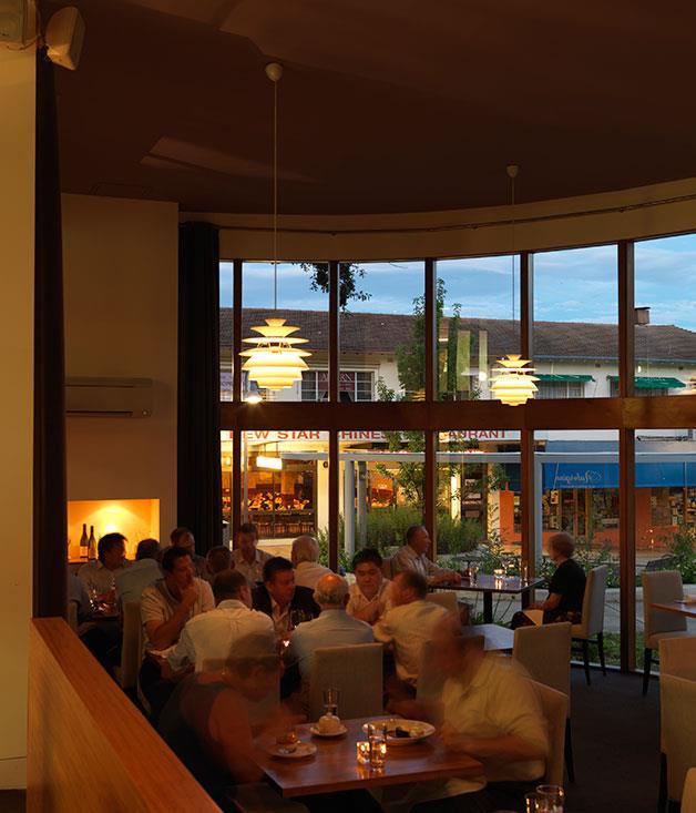Italian Restaurant Braddon