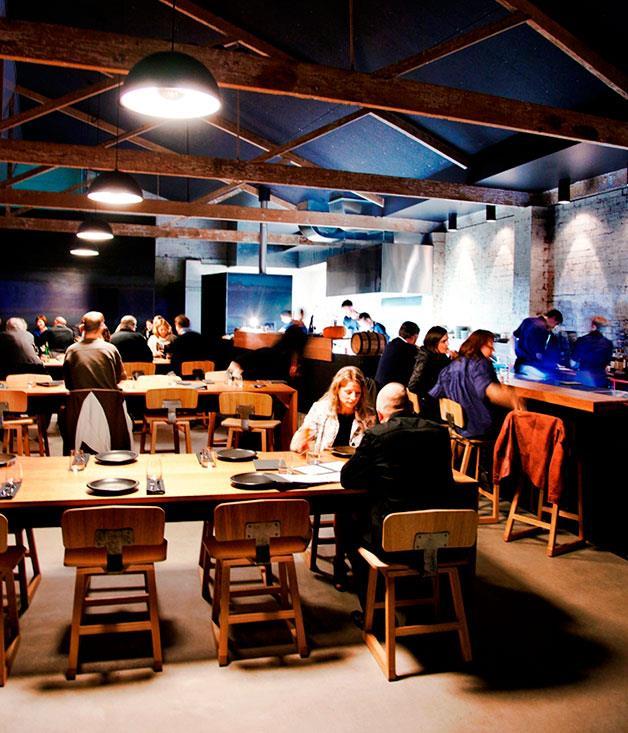 "**Garagistes** The kitchen's brand of globally informed locavorism translates to truly seasonal joys...  Read our full review of [Garagistes](http://www.gourmettraveller.com.au/restaurants/restaurant-guide/restaurant-reviews/g/garagistes/garagistes/ ""Garagistes"")."