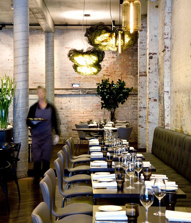 "**Cutler & Co.** Just as the room at Cutler & Co. - a dark, sexy mix of luxe and rustic, from worn brick walls to softest grey leather banquettes - feels as fresh and exciting as ever, so does Andrew McConnell's subtle and joyful menu.  Read our full [review of Cutler & Co](http://www.gourmettraveller.com.au/restaurants/restaurant-guide/restaurant-reviews/c/cutler/cutler-co/ ""Cutler & Co."")."
