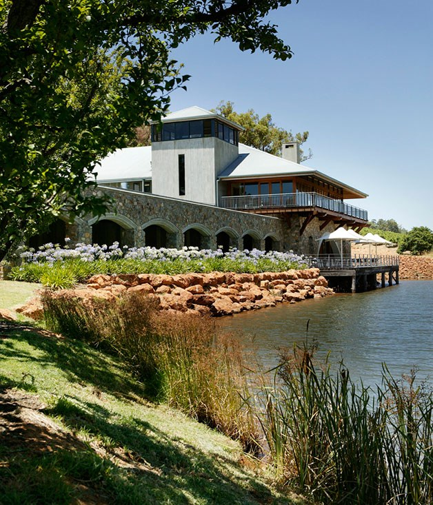 "**Millbrook Winery** Want a room with a view? Millbrook's lakeside vista, replete with jarrah-covered hills, is reason enough to make the 50-minute drive from Perth, but it's the prospect of a lunch showcasing estate-grown produce that convinces.  Read our full review of [Millbrook Winery](http://www.gourmettraveller.com.au/restaurants/restaurant-guide/restaurant-reviews/m/millbrook/millbrook-winery/ ""Millbrook Winery"")."