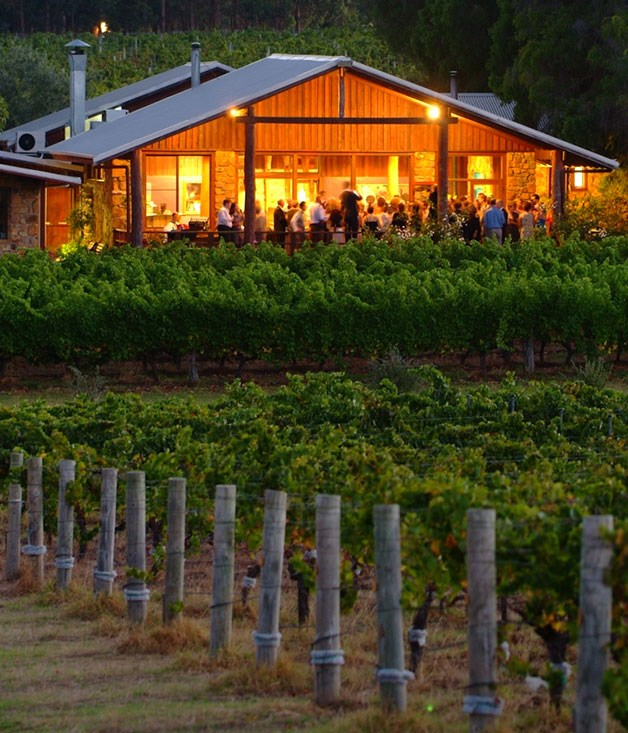 "**Cullen** Play out those architectural fantasies elsewhere. In this neck of the woods, lunch is served in a stone-cabin dining room surrounded by biodynamic vineyards and kitchen gardens...  Read our full review of [Cullen](http://www.gourmettraveller.com.au/restaurants/restaurant-guide/restaurant-reviews/c/cullen/cullen/ ""Cullen"")."