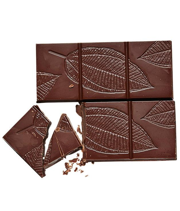 "**Chocolate of the moment**  Peru's rare and stunning Fortunato No 4; $9.50 per 100gm from [anvers-chocolate.com.au](http://www.anvers-chocolate.com.au ""Anvers Chocolate"")."