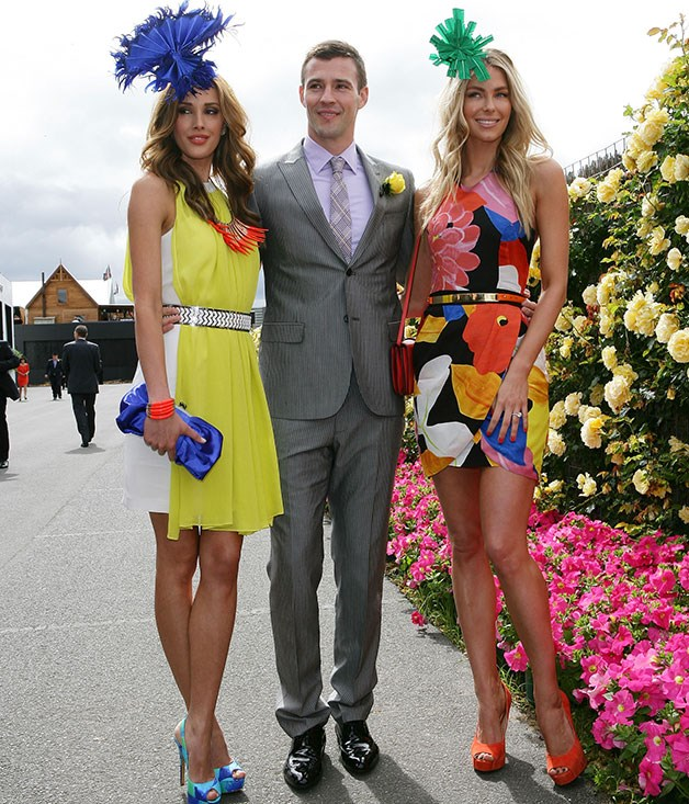 **** Rebecca Judd, Kris Smith and Jennifer Hawkins at the Birdcage in 2011.