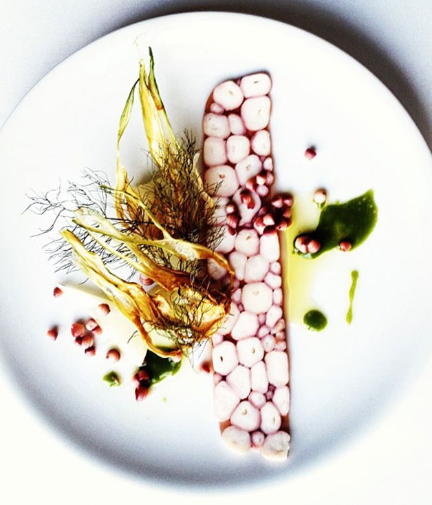 """**** [@markbest](http://instagram.com/markbest """"Mark Best"""") \- Mark Best's raw, artful and sometimes mildly shocking (we're looking at you, freshly peeled veal head) posts get the thumbs-up from us."""
