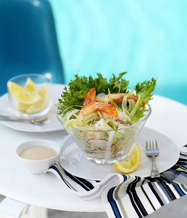 "**[Marie-Rose Prawns](https://www.gourmettraveller.com.au/recipes/browse-all/marie-rose-prawns-9983|target=""_blank"")**"