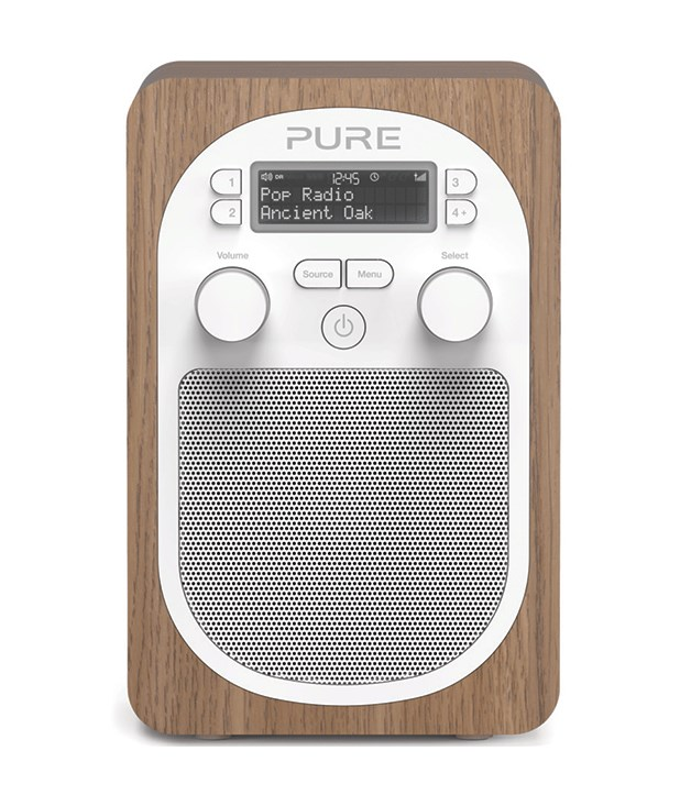 "**Evoke wooden radio** These Evoke digital radios might have retro styling but under the (timber) hood they're state-of-the-art, packing an mp3 and iPod input and a handy kitchen timer. _$169, [au.shop.pure.com](http://au.shop.pure.com/ ""Pure "")_"