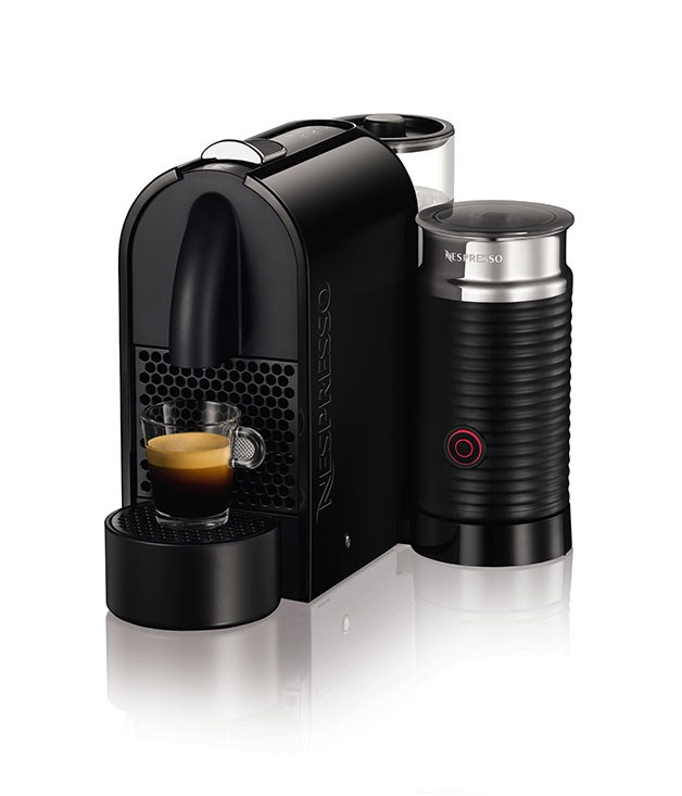 "**Nespresso Umilk** Something for the latte-lover in the house: Nespresso's UMilk is as compact and good-looking as the U machine, but comes with a built-in Aeroccino milk frother. _$299, [nespresso.com](http://www.nespresso.com ""Nespresso"")_"