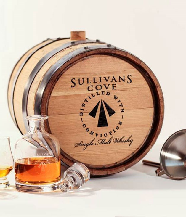 "**Sullivan's Cove Cellarmaster kit** One for the malt-fiend in the household. A DIY single-malt Cellarmaster kit from Tasmanian distillery Sullivan's Cove. _$3750, [tasmaniadistillery.com.au](https://www.tasmaniadistillery.com.au/sullivanscovewhisky/ ""Tasmania Distillery"")_"