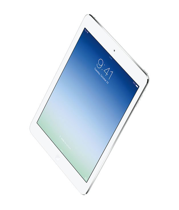 "**iPad Air** Light, smart and ultra-thin (we're talking just 7.5mm here), the iPad Air is the ultimate travel companion for regular jetsetters. _$598, [store.apple.com/au](http://www.store.apple.com/au ""Apple"")_"