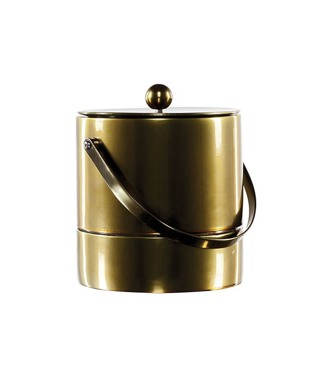 "**Waterford Elysian ice bucket** We've seen some pretty impressive ice buckets in our time, but this number by British designer Jo Sampson for Waterford, plated with 24-carat gold, is one of the hottest by a long shot. _$449, [wwrd.com.au](http://www.wwrd.com.au/ ""WWRD"")_"