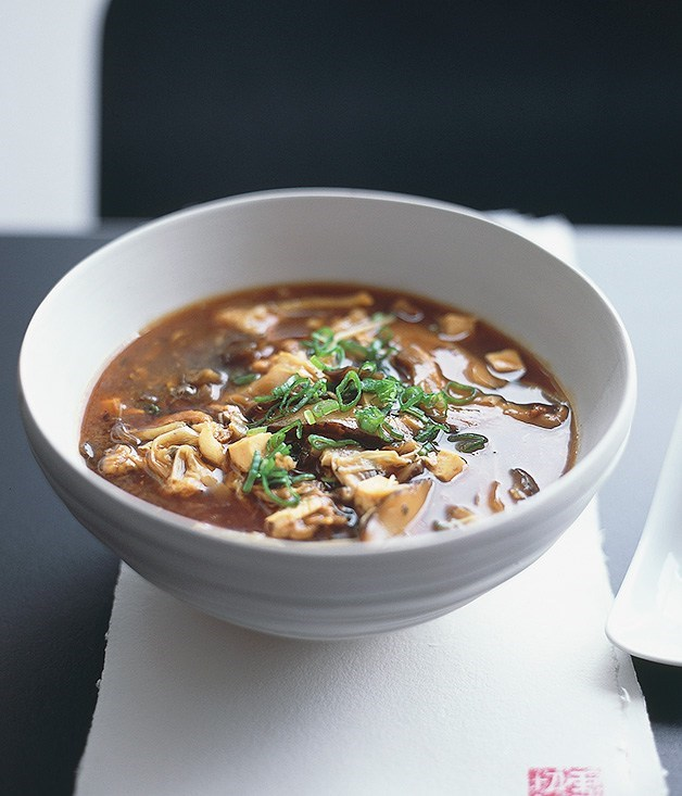 **Hot and sour soup**