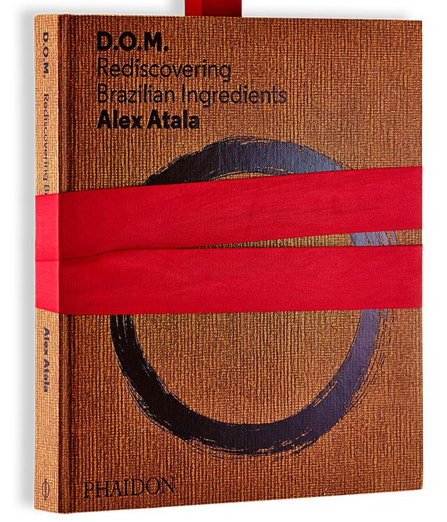 """**D.O.M.** Alex Atala (Phaidon, $59.95, hbk)   What better guide to the contemporary cooking of Brazil than the charming Alex Atala, and what better showcase than his lauded São Paolo restaurant, D.O.M.? The surprise here is not how many dishes are rendered unreachable by their ingredients (though plenty call for pitanga juice, jabuticaba and saúva ants) but rather how many can be managed readily on this side of the Pacific. Cured tenderloin with cocoa and baby pork ribs with lime are high on our list. Having said that, the recipe for ants and pineapple might just be the funniest thing to have appeared in a cookbook this year: """"Place a piece of pineapple on top of a serving dish and top with an ant. Serve immediately.""""   Cookability: 7/10. Readability: 7/10. Pictures: 7/10. Go-to dish: heart-of-palm fettuccine carbonara."""