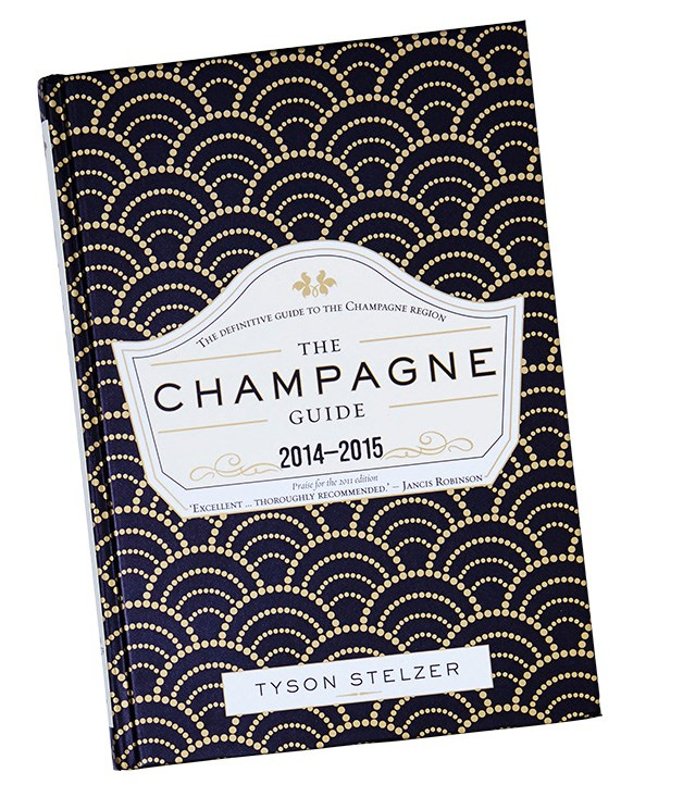 "**Fizz files**  Aussie wine writer Tyson Stelzer's highly regarded practical guide to _Champagne_ (Hardie Grant Books, $39.95, hbk) includes pronunciation tips and all. ""Mo-wet"" indeed."