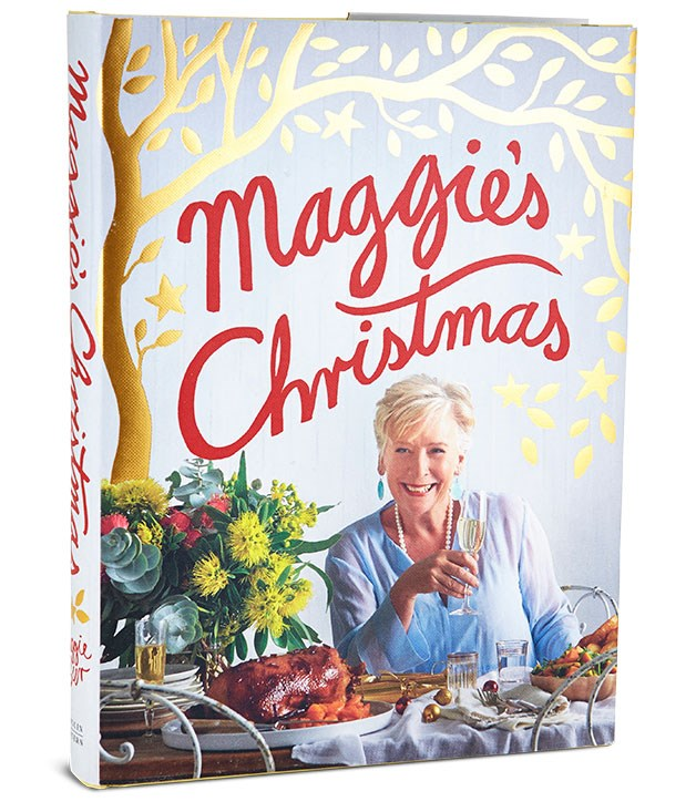 **Beer essentials** As recounted in her new book, Maggie Beer's _Maggie's Christmas_ is fresh, produce-driven and, yes, flavoured with verjuice (Lantern, $49.99, hbk).