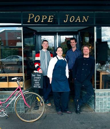 Pope Joan, Melbourne restaurant review