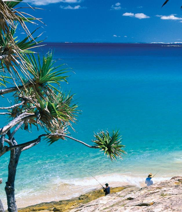 """**Stradbroke Island** Only an hour's drive south-east from Brisbane, [Stradbroke](http://www.redlandstourism.com/ """"Redlands Tourism"""") is surrounded by kilometres of sparkling coastline. It has a fascinating convict past and offers activities by the truckload. Get amongst it."""