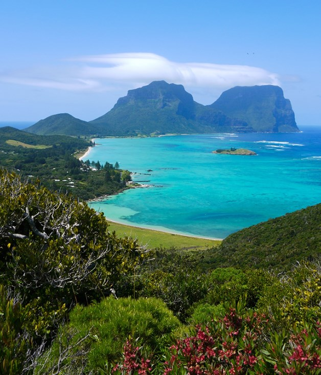 """**Lord Howe Island** With its laid-back attitude (we're talking no locks on doors and shoes being optional here), lush scenery and bounteous wildlife, it's easy to see why [Lord Howe Island](http://www.lordhoweisland.info/ """"Lord Howe Island"""") is a long-loved favourite among international and domestic travellers alike."""