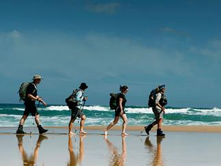 Take a hike on the Great Ocean Road