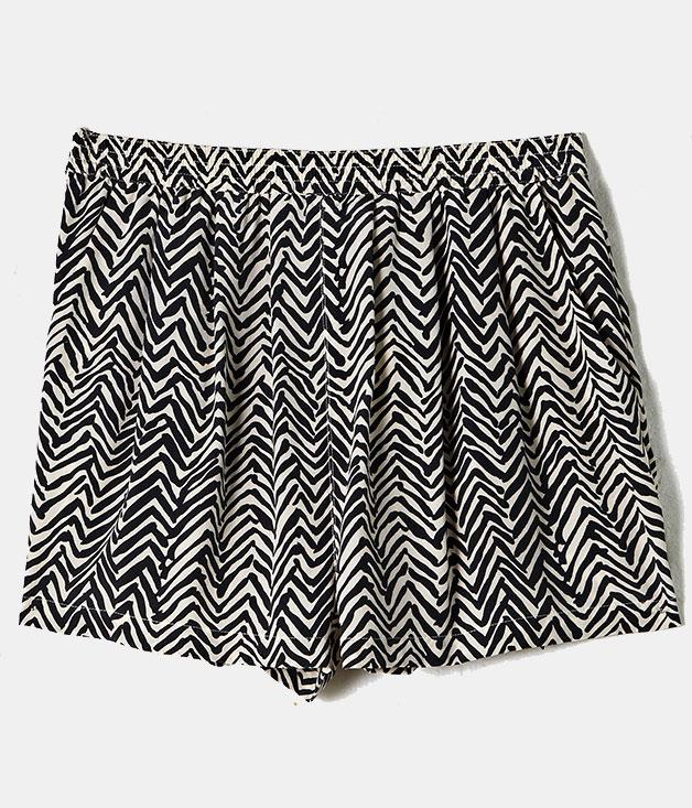 """**American Vintage shorts** Warm weather calls for higher hemlines, just like on these printed shorts from American Vintage. _$155,_ [_americanvintage-store.com_](http://www.americanvintage-store.com """"American Vintaga"""")"""