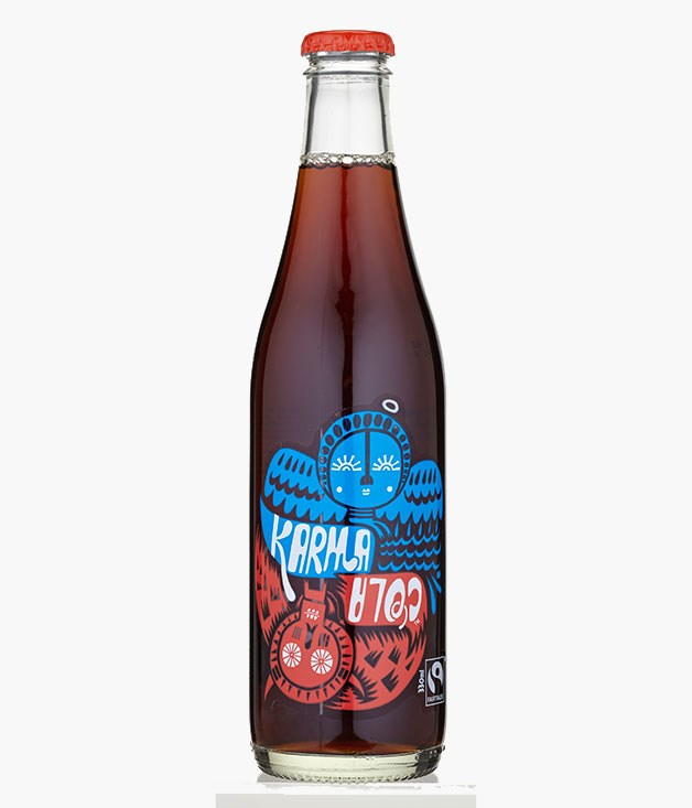 "**All Good Organics' sodas** Fairtrade ingredients bring a feel-good factor to All Good Organics' Karma Cola (pictured here), Gingerella ginger ale and Lemmy lemonade. _$4.50 each,_ [_allgoodorganics.co.nz_](http://www.allgoodorganics.co.nz ""All Good Organics"")"