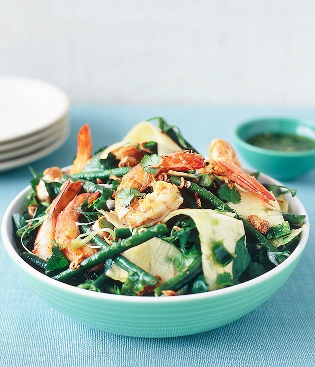 **Prawn and Pineapple Salad**