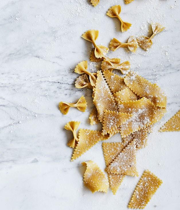 Basic pasta recipe