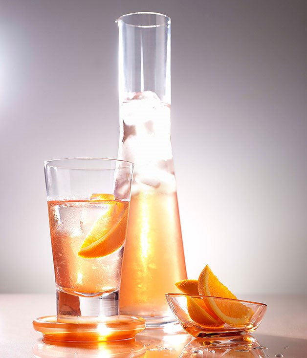 **Rum Spritz** Rum Spritz    [View Recipe](http://gourmettraveller.com.au/rum_spritz.htm)     PHOTOGRAPH DIEU TAN