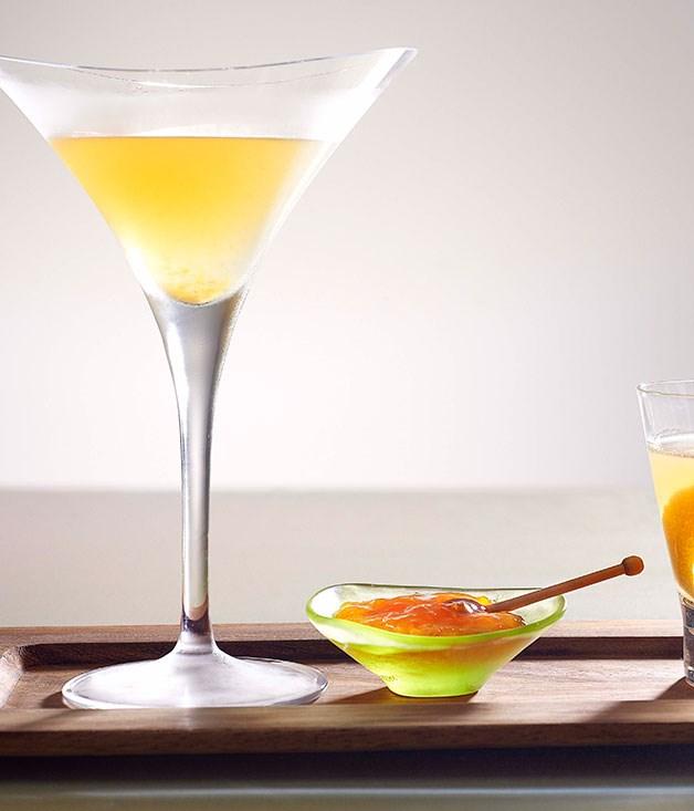 **Brunch Martini and Mulled Treacle** Brunch Martini    [View Recipe](http://gourmettraveller.com.au/brunch_martini.htm)     Mulled Treacle    [View Recipe](http://gourmettraveller.com.au/mulled_treacle.htm)     PHOTOGRAPH DIEU TAN