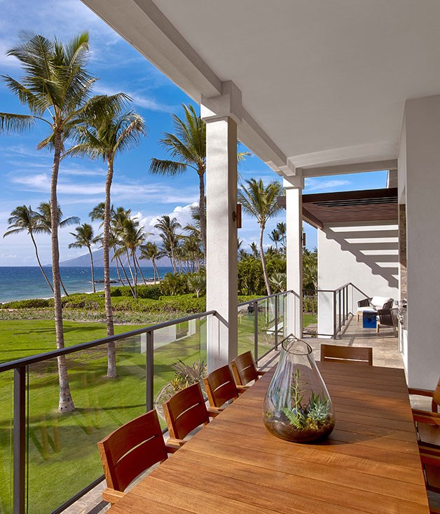 "**Andaz Maui, USA** Whether you're into beachfront adventure or just plain relaxation, [Andaz Maui](http://www.maui.andaz.hyatt.com ""Andaz Maui"") is set to impress with its breezy ocean vistas, wide range of activities (helicopter island tour, anyone?) and gorgeously appointed villas and suites."